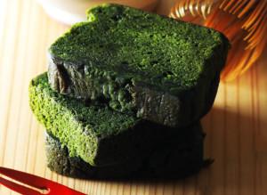 抹茶パウンドケーキ〈ビター〉ロング